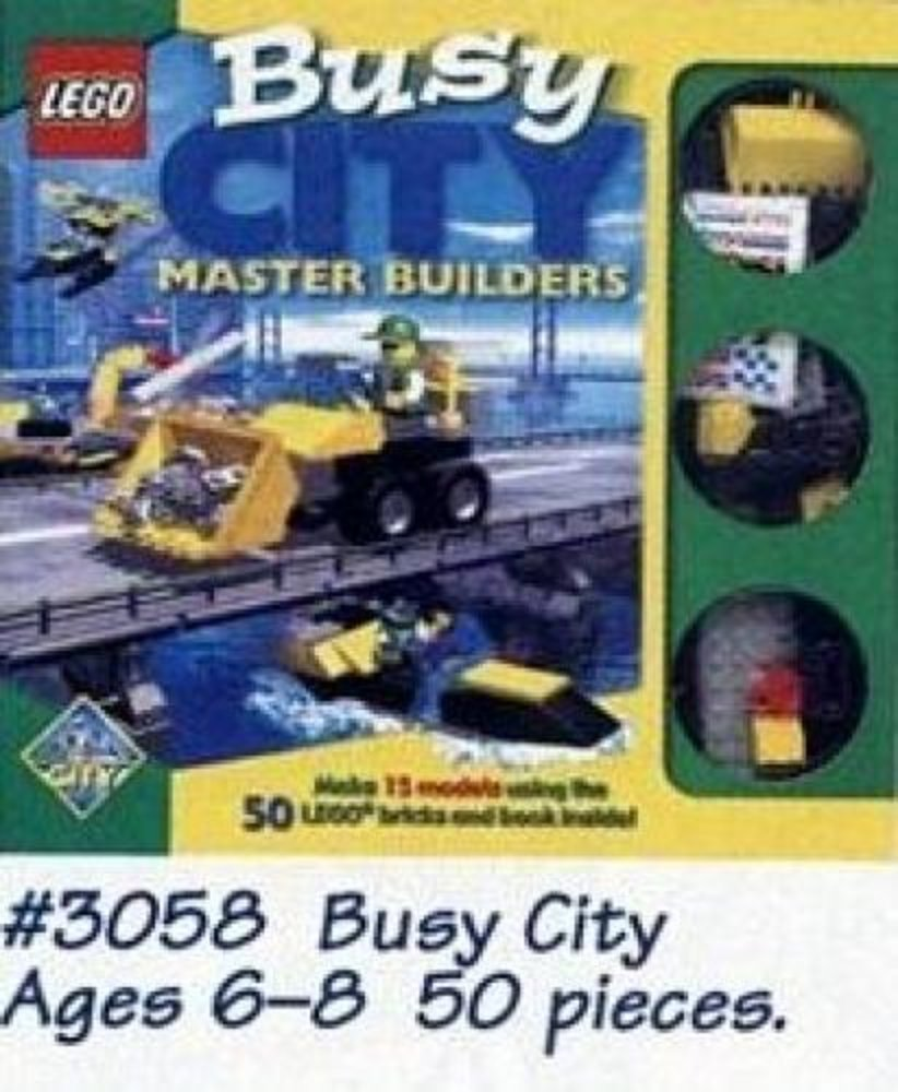 Busy City - Master Builders (Masterbuilders)