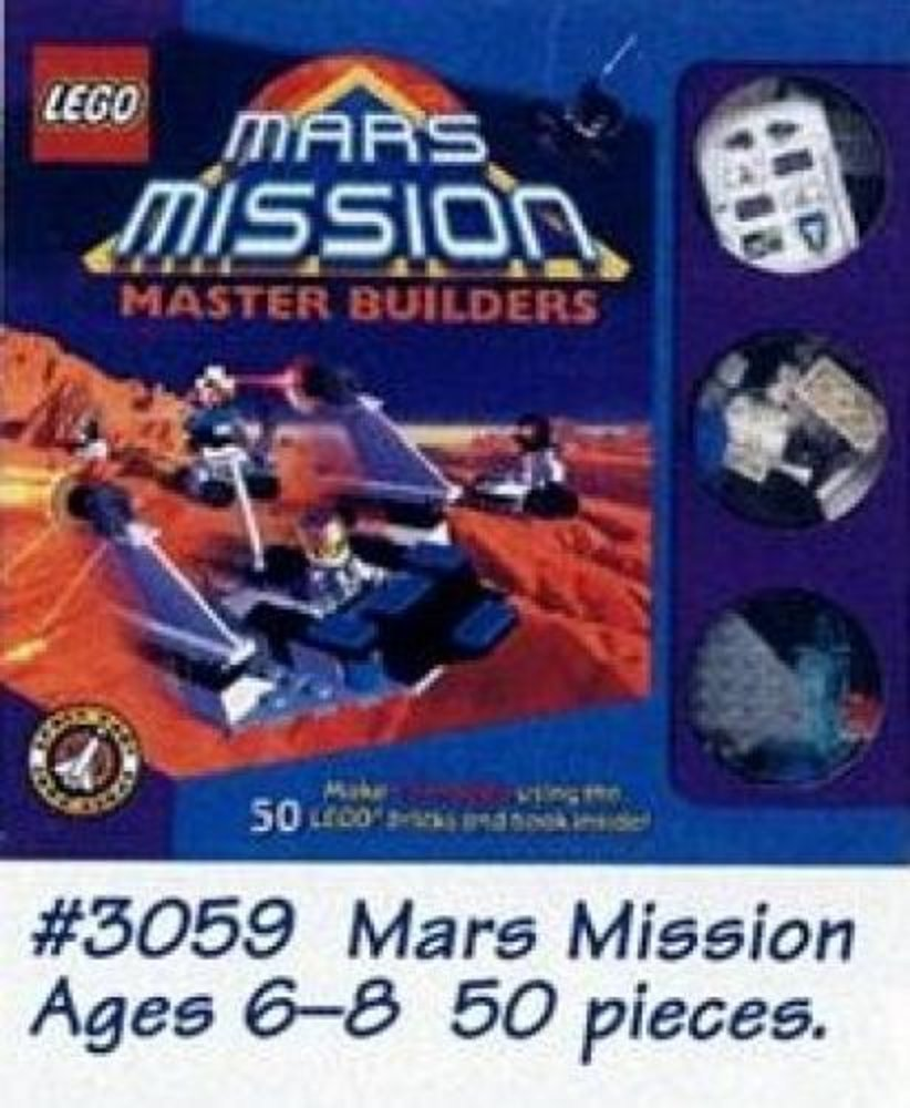 Mars Mission - Master Builders (Masterbuilders)