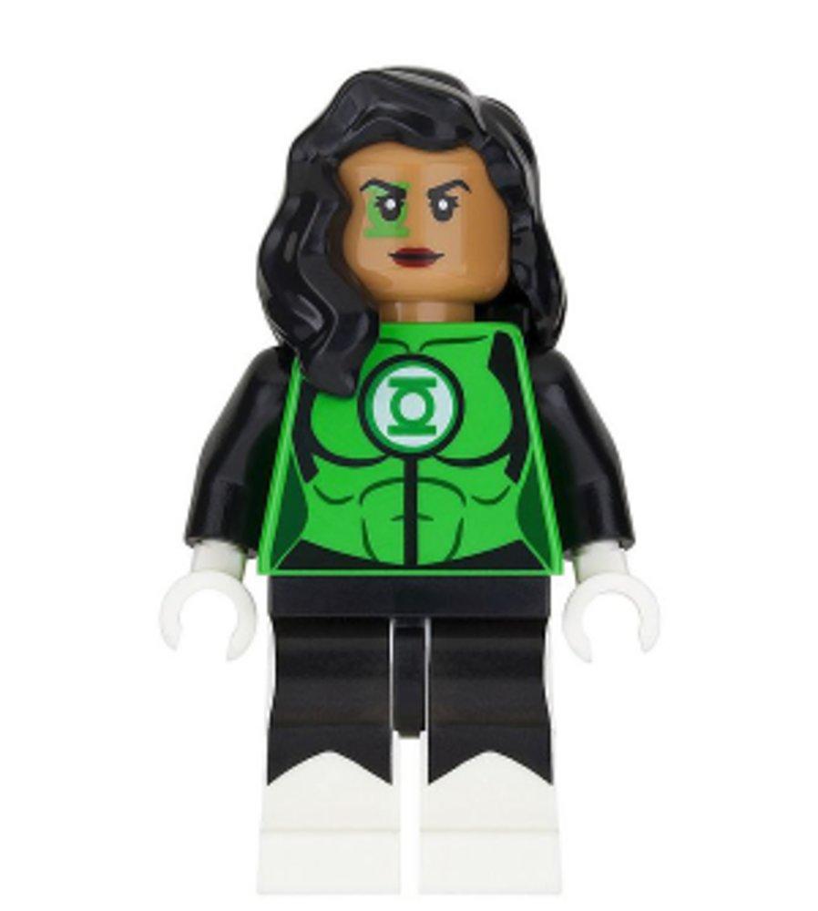 Green Lantern, Jessica Cruz