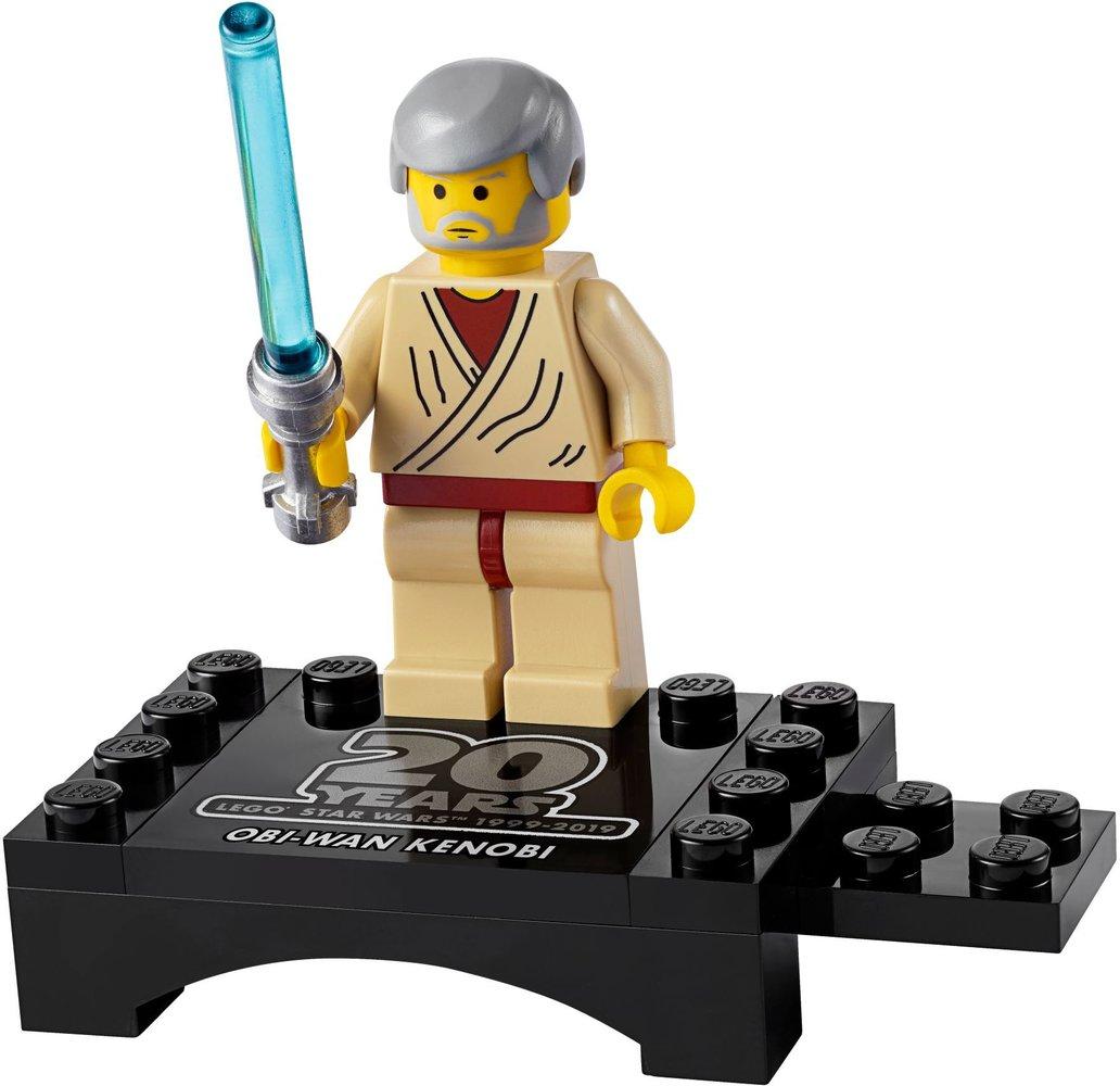 Obi-Wan Kenobi - Collectible Minifigure