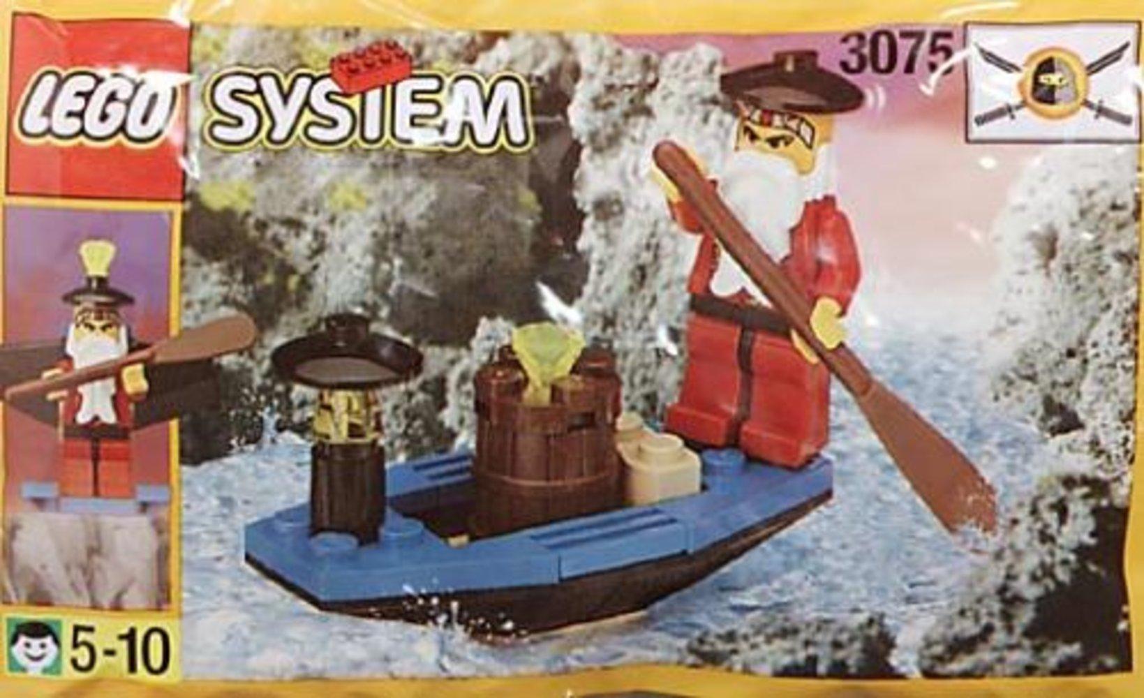 Ninja Master's Boat