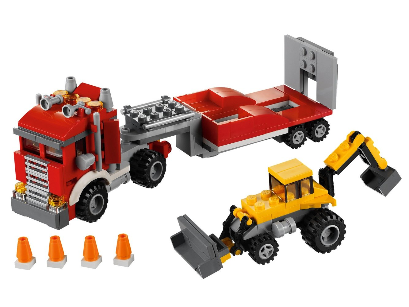 Construction Hauler