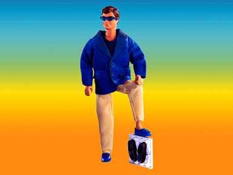 Christian in Blue Blazer