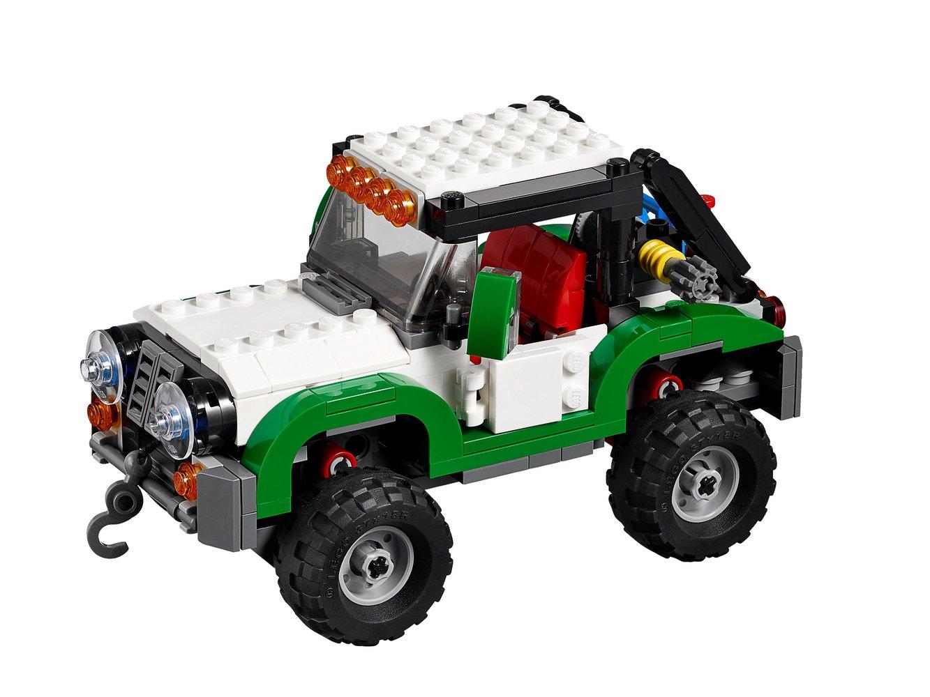 Adventure Vehicles