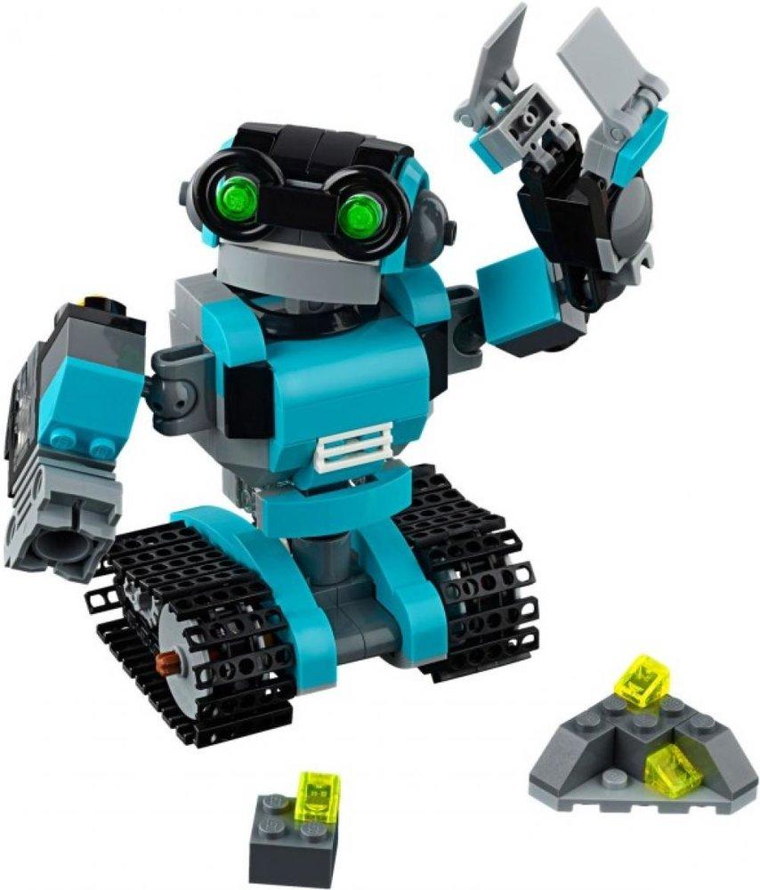 Robo Explorer