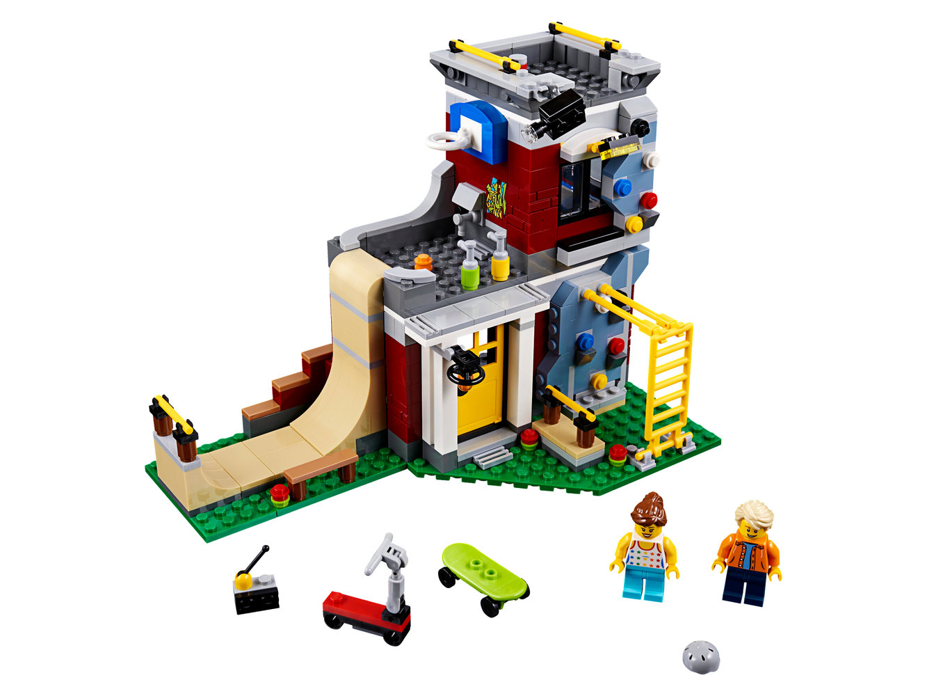 Modular Skate House