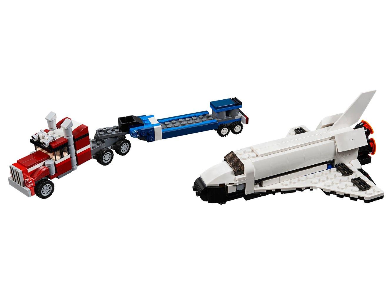 Shuttle Transporter