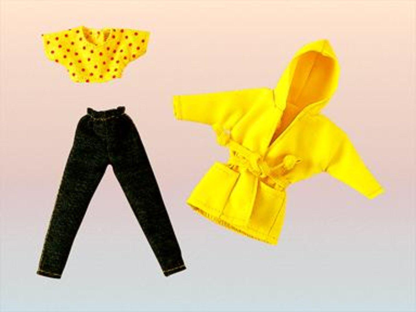 Windbreaker and Jeans
