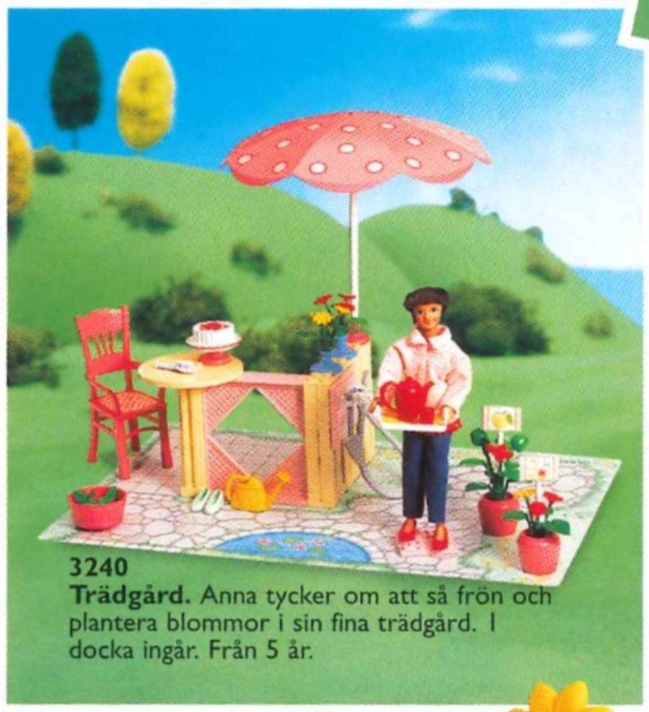 Andrea's Miniature Garden