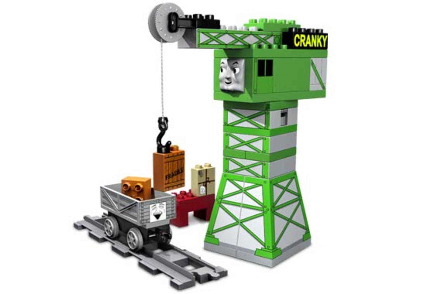 Cranky-Loading Crane
