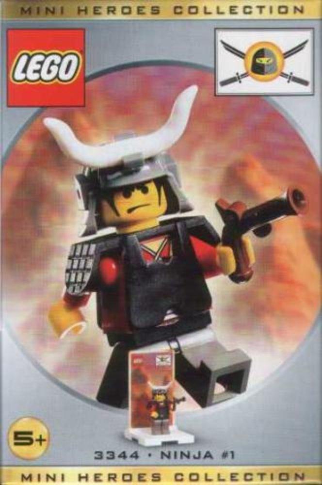 Mini Heroes Collection: Ninja #1
