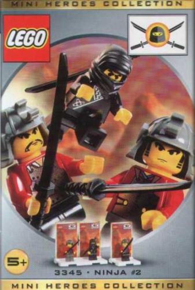 Mini Heroes Collection: Ninja #2