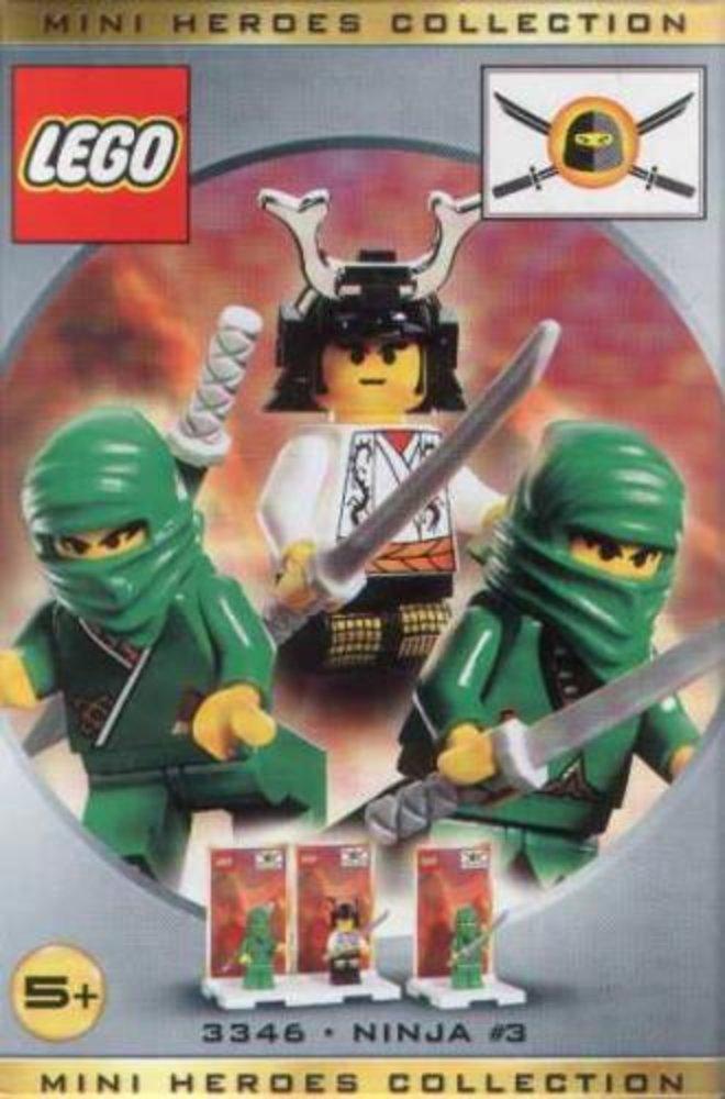 Mini Heroes Collection: Ninja #3