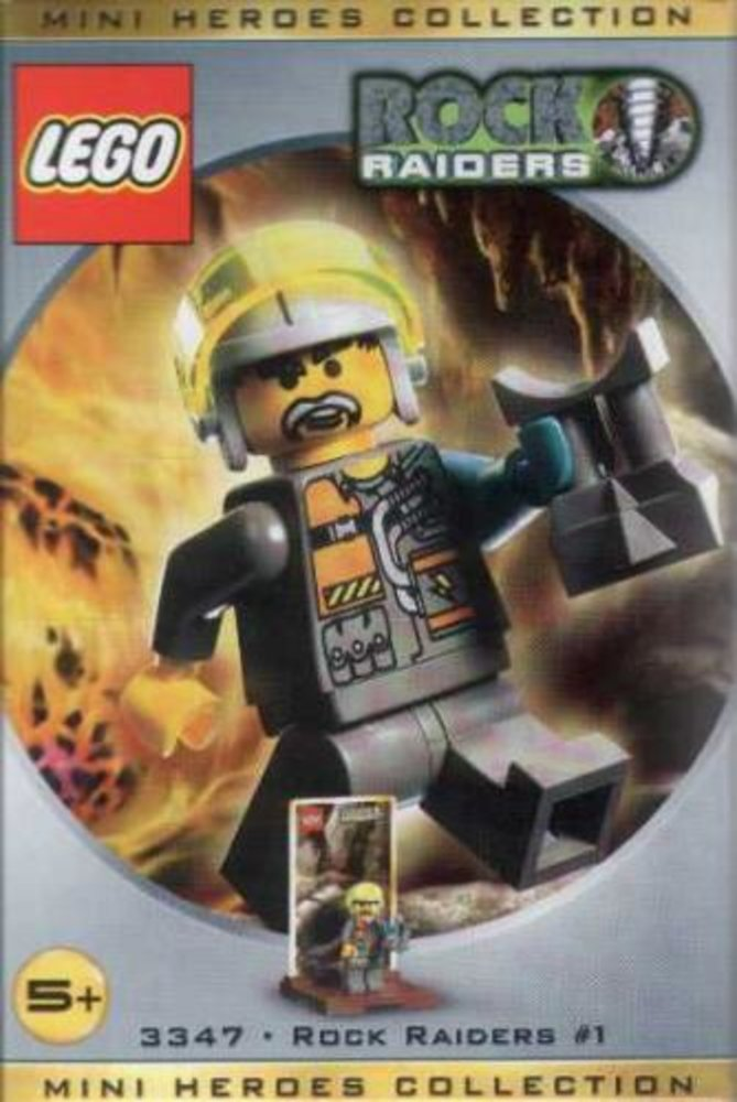 Mini Heroes Collection: Rock Raiders #1