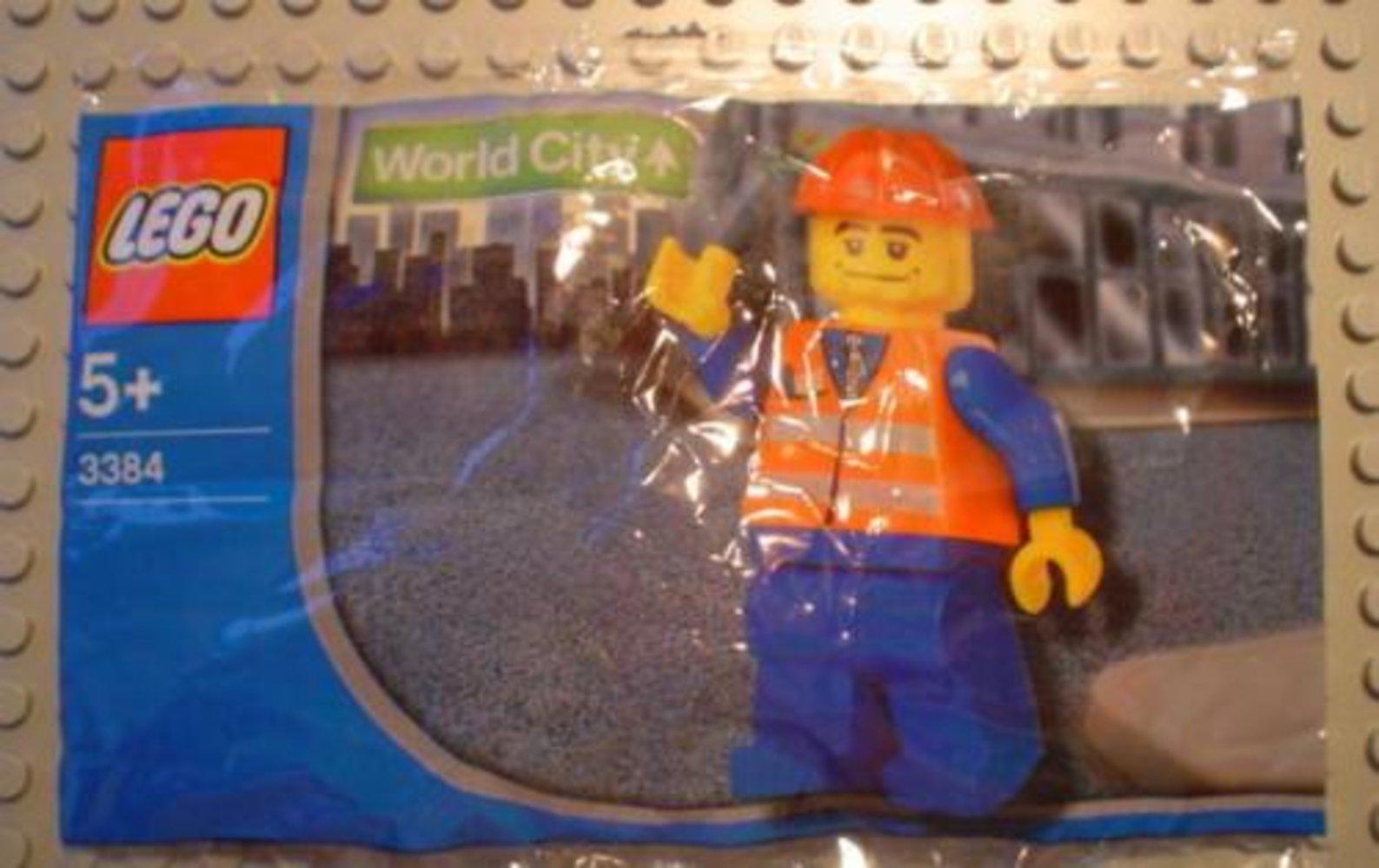 Train Worker Chupa Chups Promotional