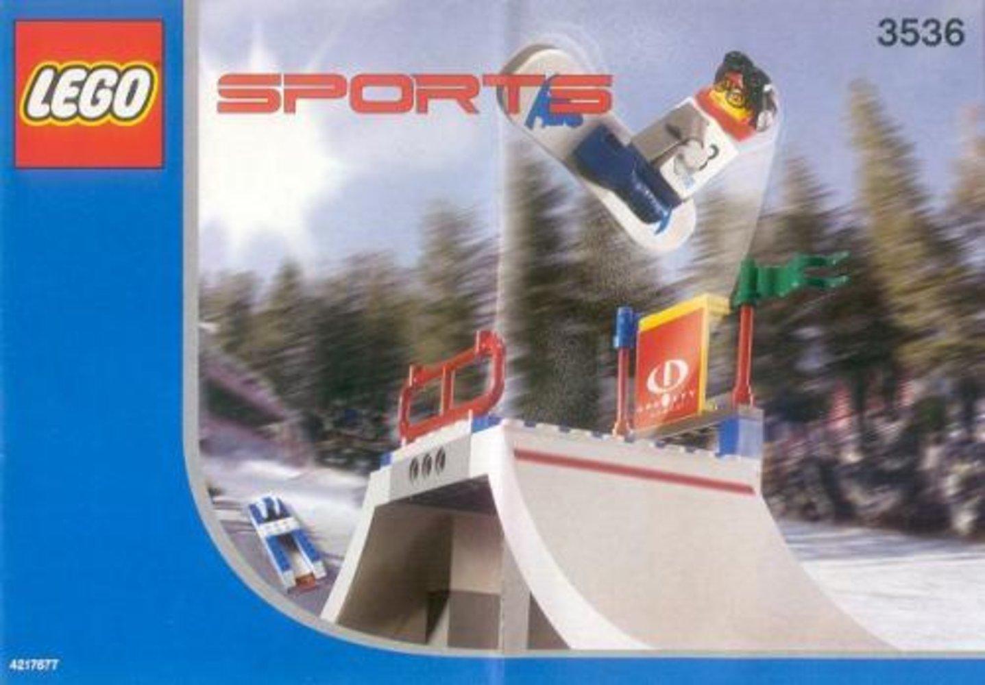 Snowboard Big Air Comp
