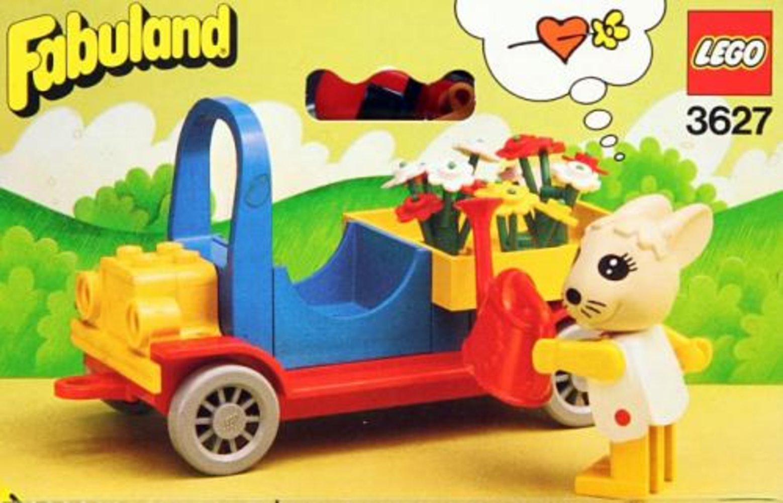 Bonnie Rabbit's Flower Truck