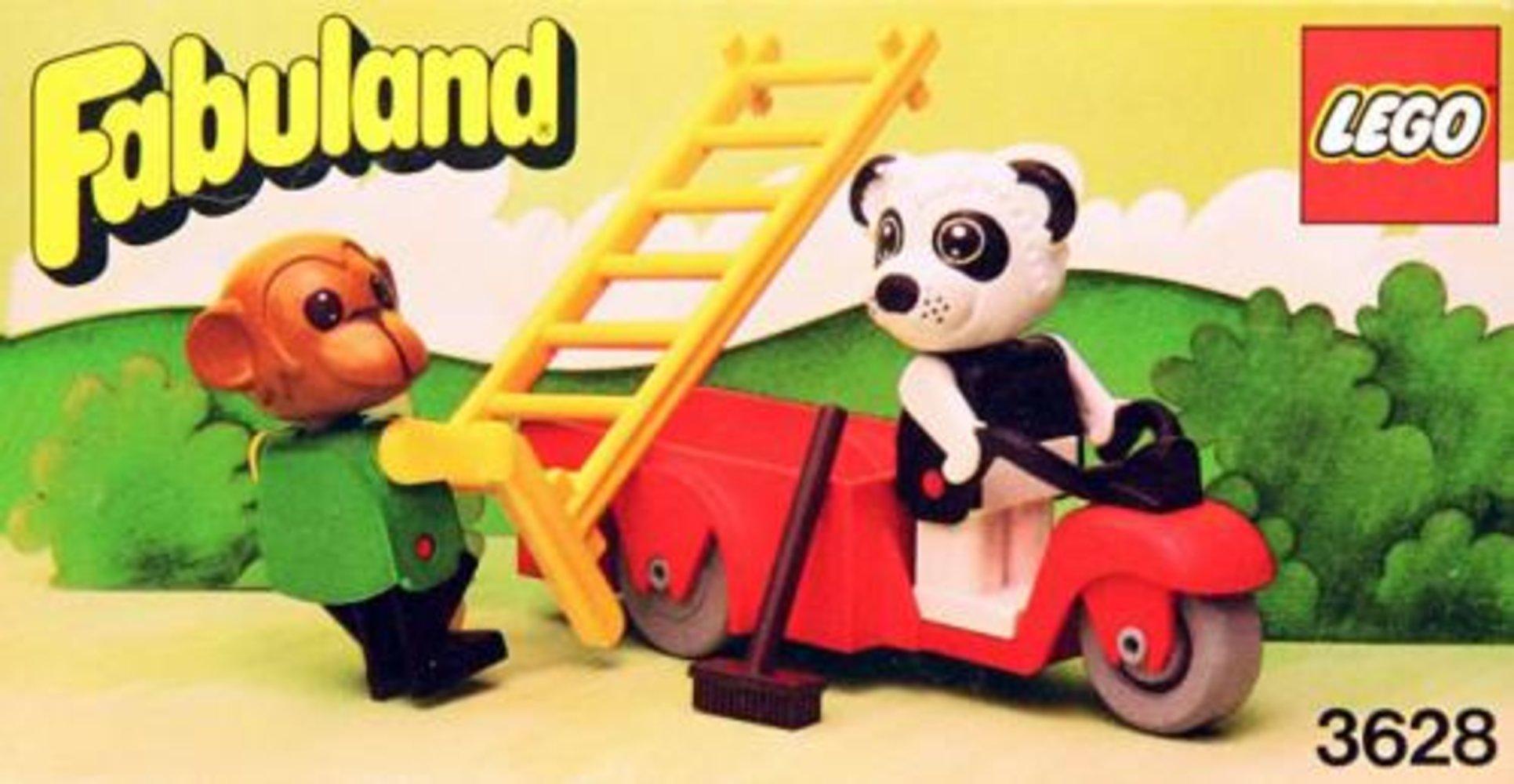 Perry Panda & Chester Chimp