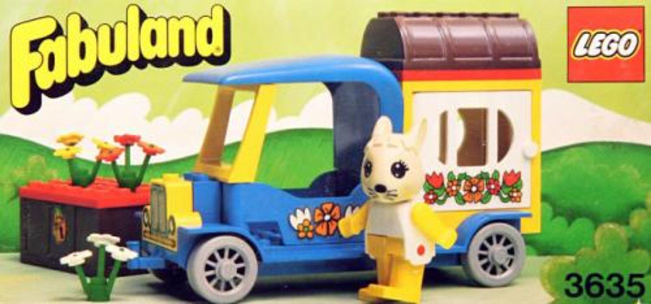 Bonnie Bunny's Camper
