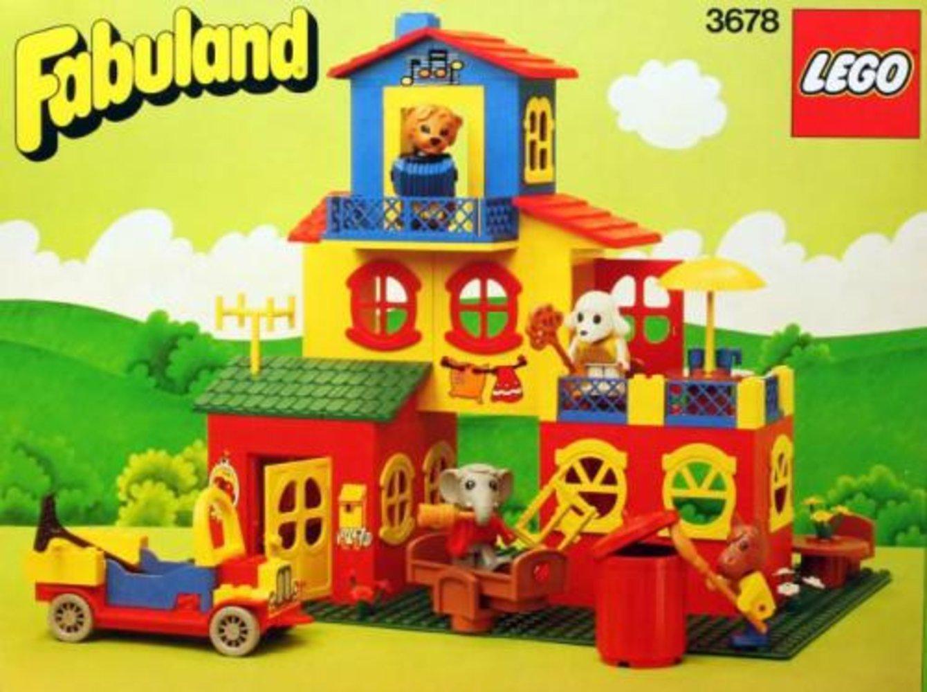 The Fabuland House