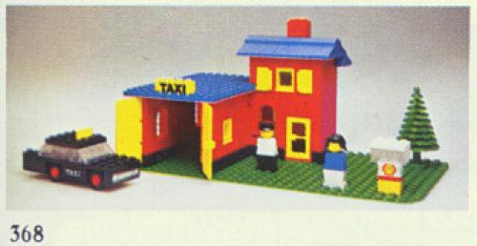 Taxi Garage