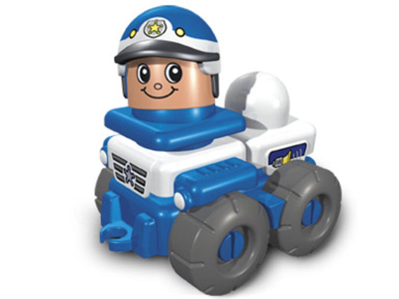 Friendly Police Car (Explore)