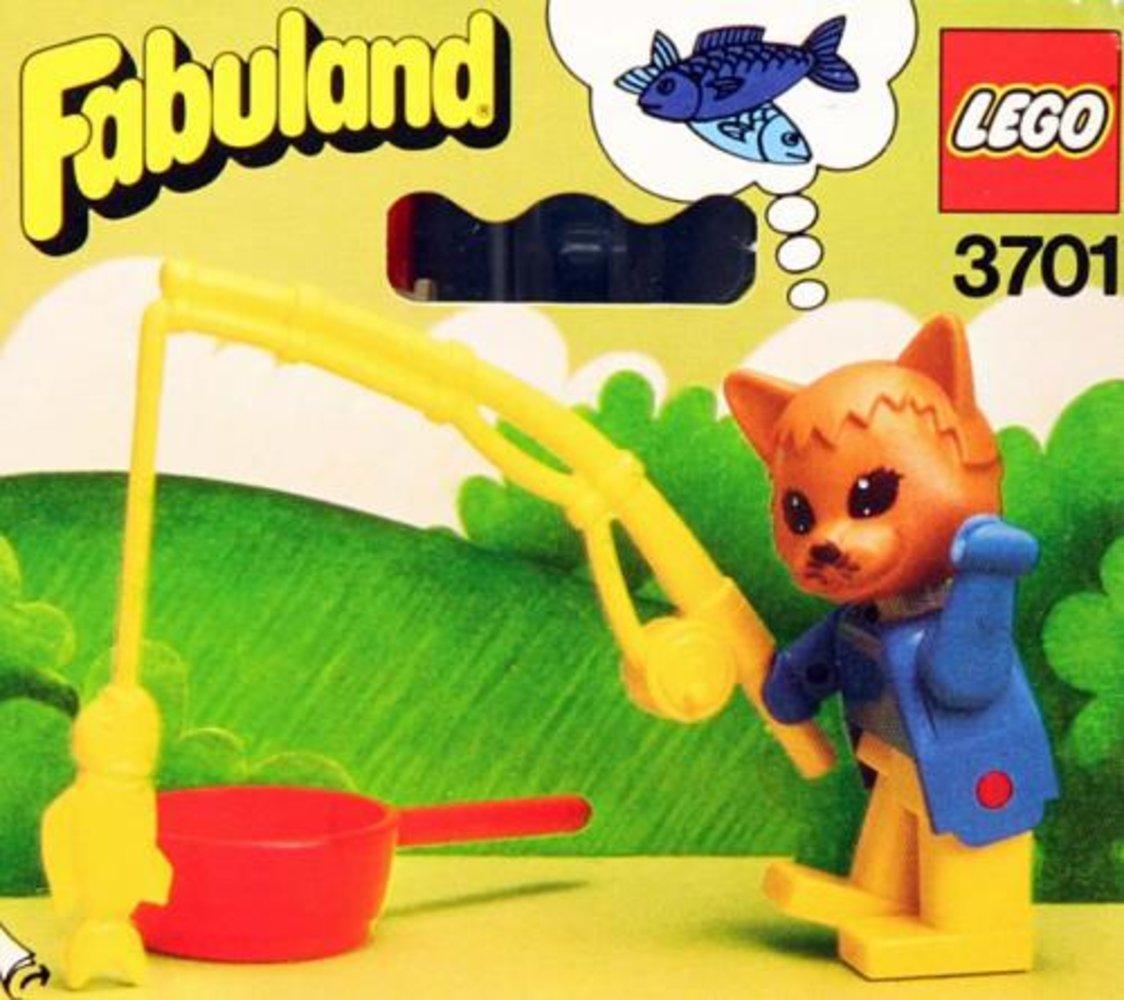Fisherman Cornelius Cat