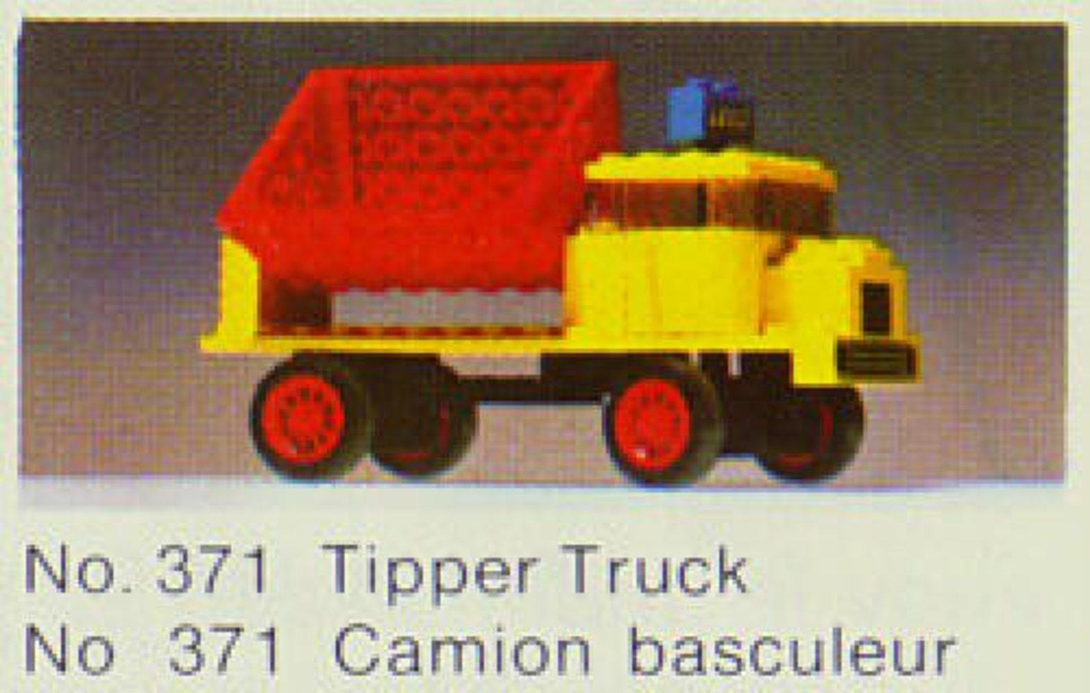 Motorized Truck Set
