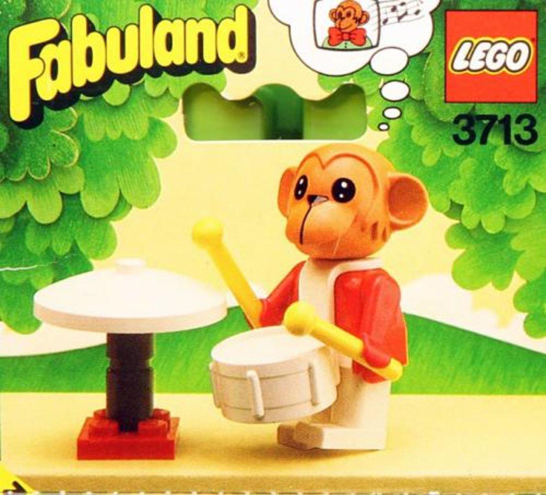 Drummer Gabriel Monkey