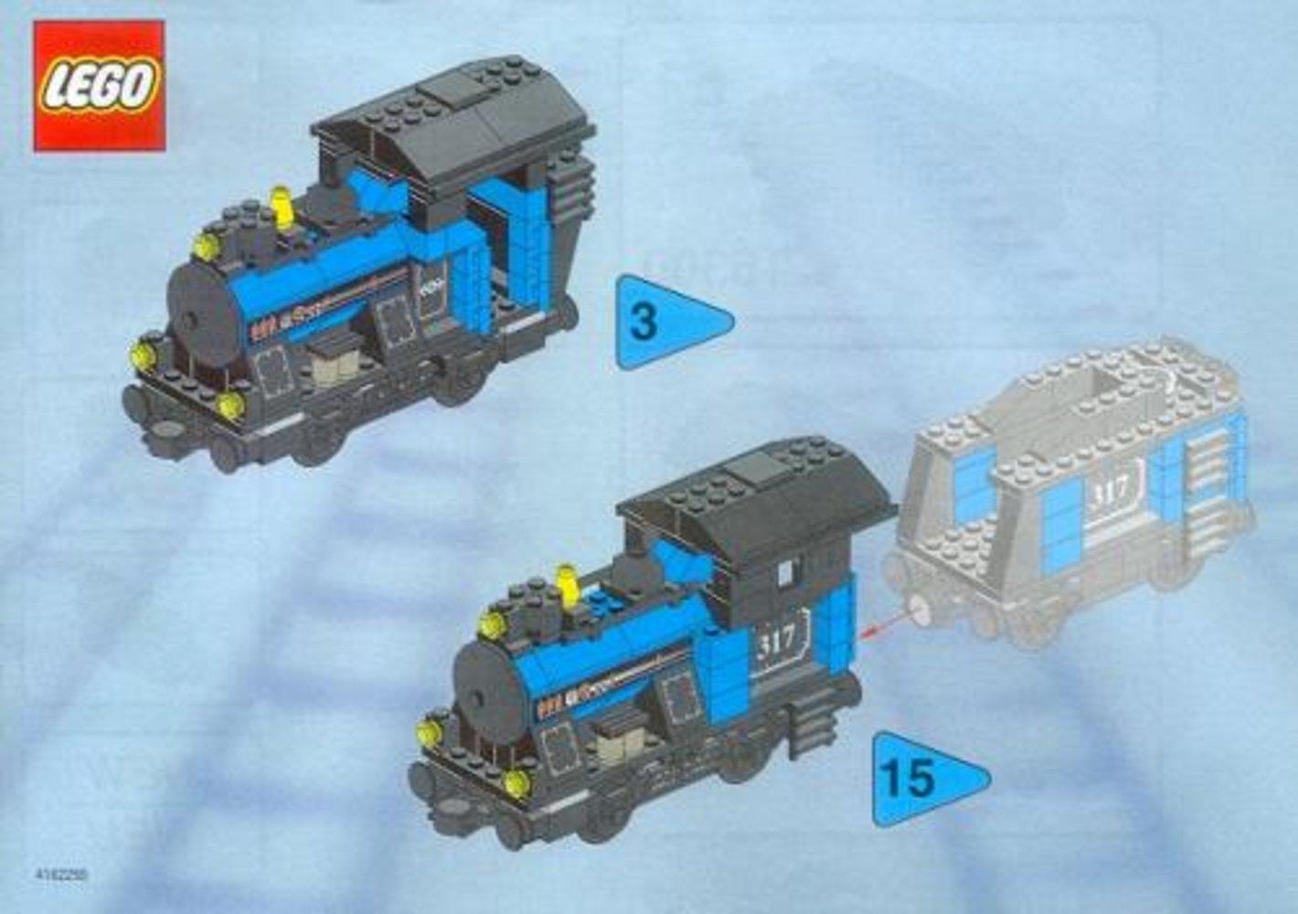 Small Locomotive