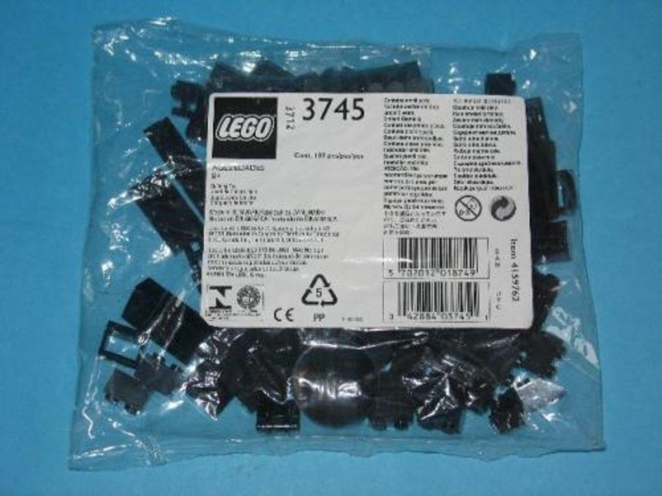 Locomotive Black Bricks