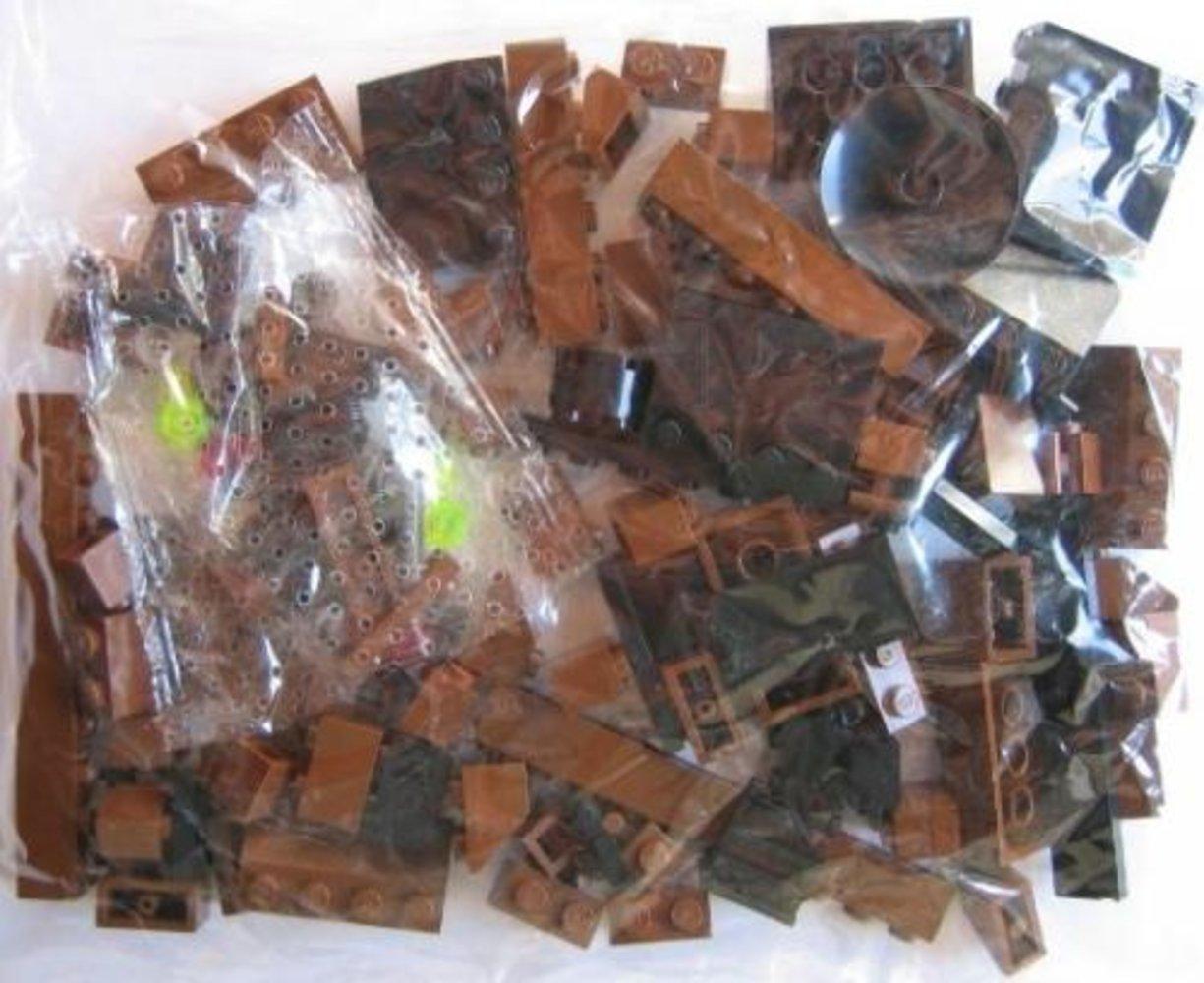Locomotive Brown Bricks