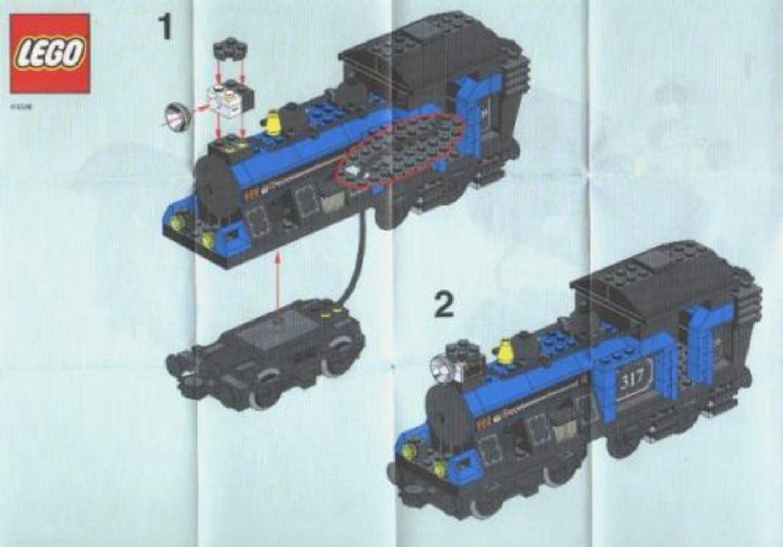 Light Unit for Train