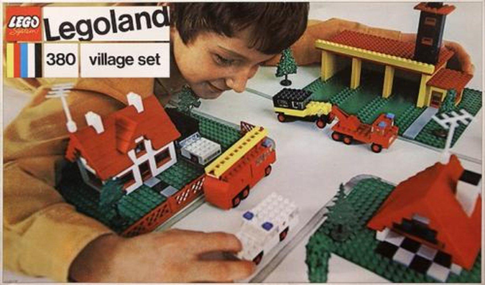 Village Set