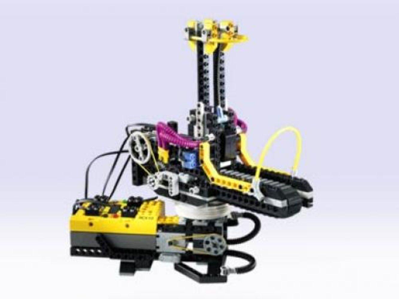 Robotics Invention System, Version 2.0