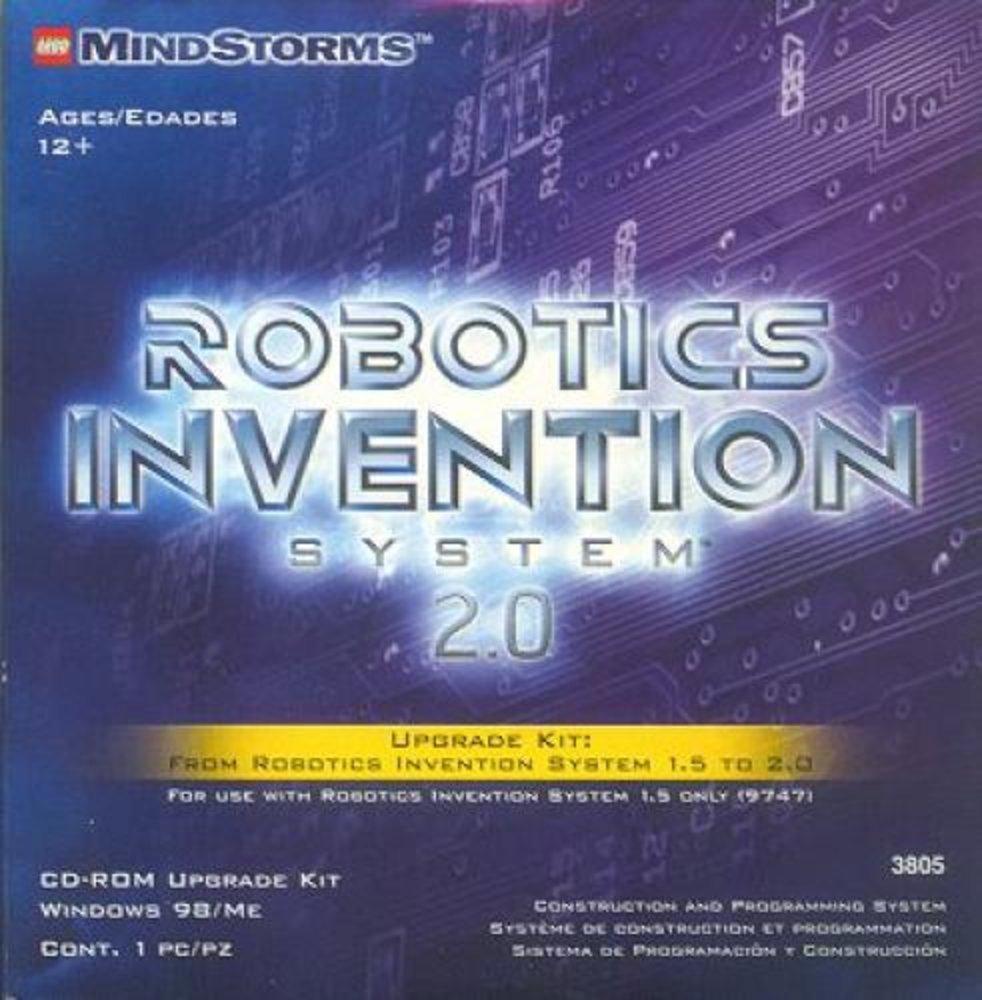 Robotics Invention System Upgrade Kit (2.0)