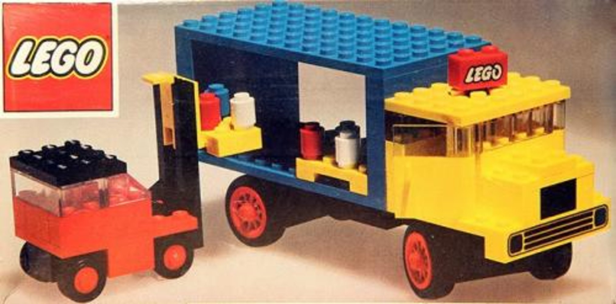 Lorry and Fork Lift Truck