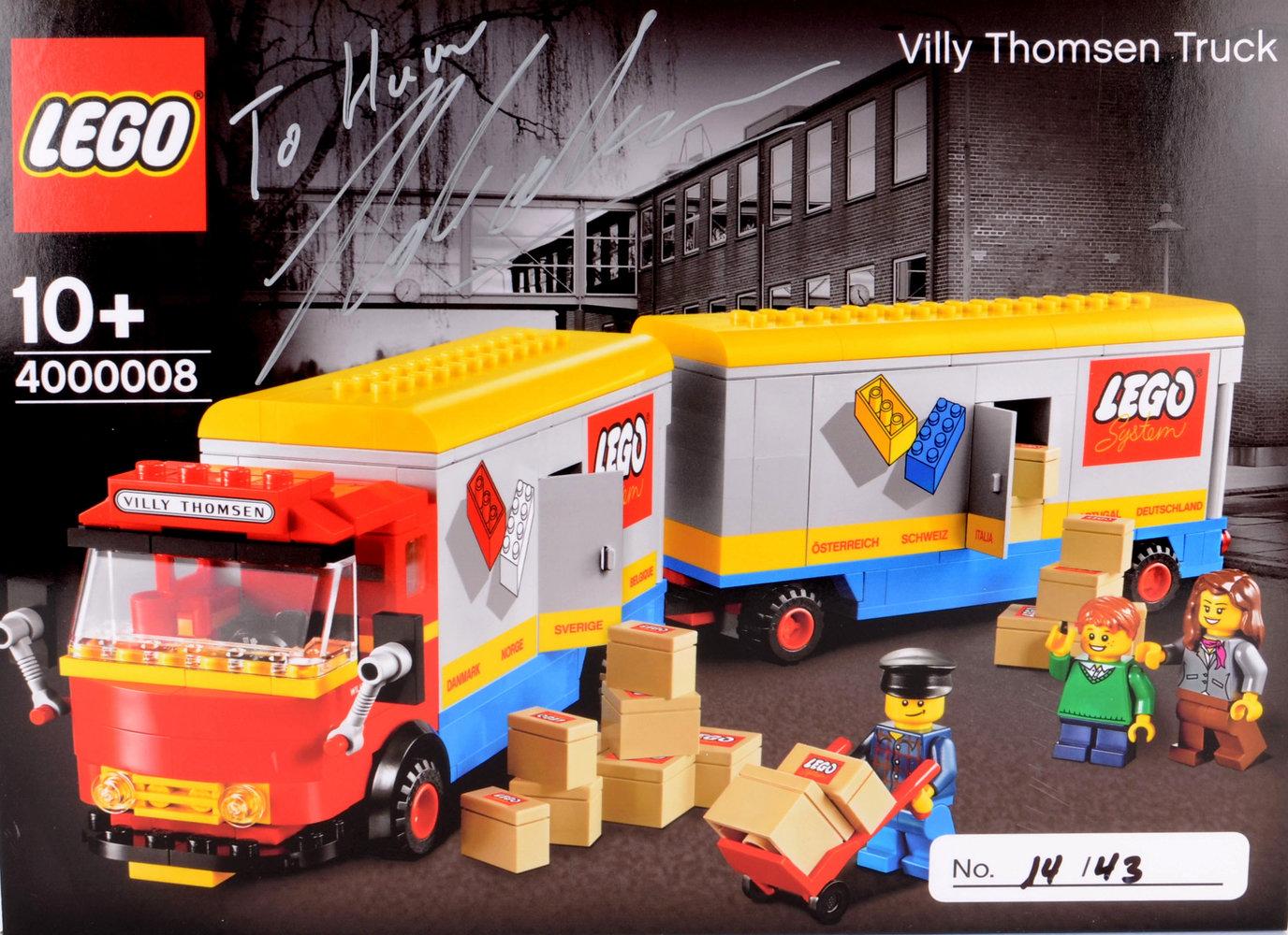 Villy Thomsen Truck