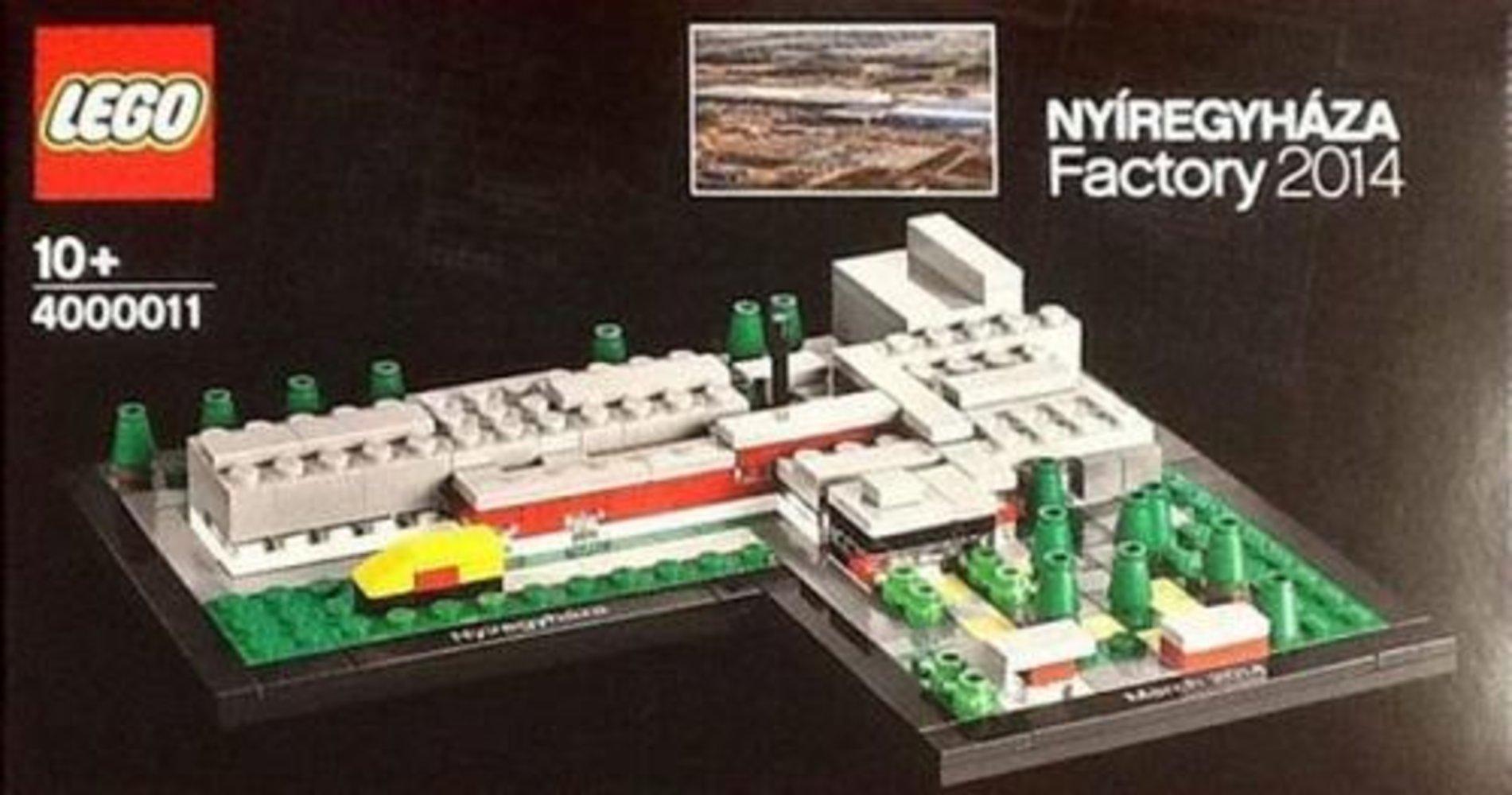 Nyíregyháza Factory