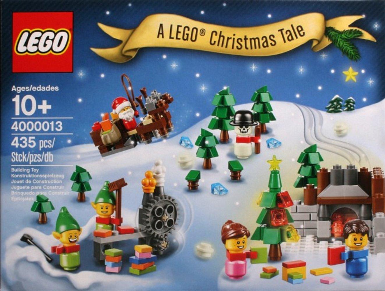 A LEGO Christmas Tale