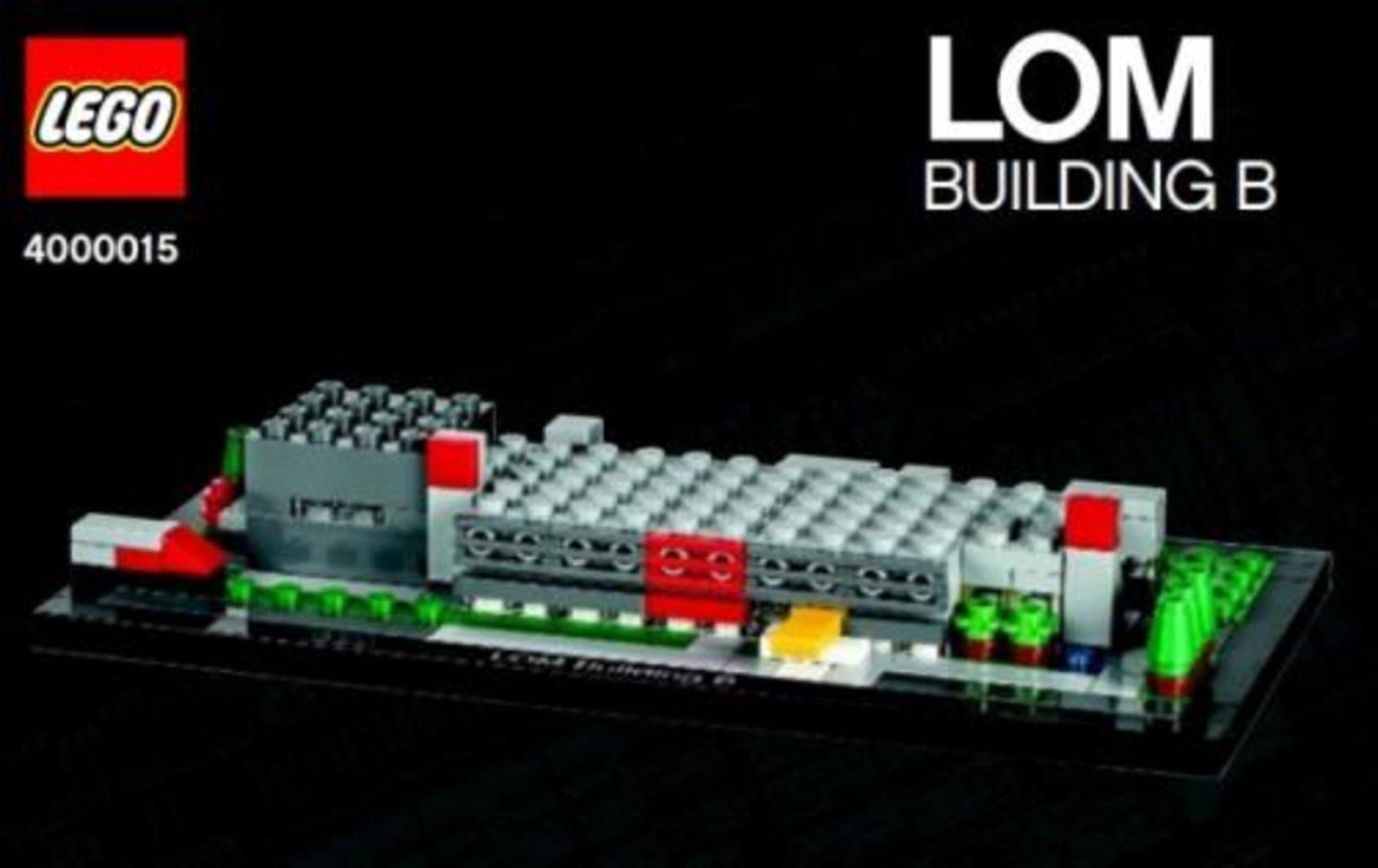 LOM Building B