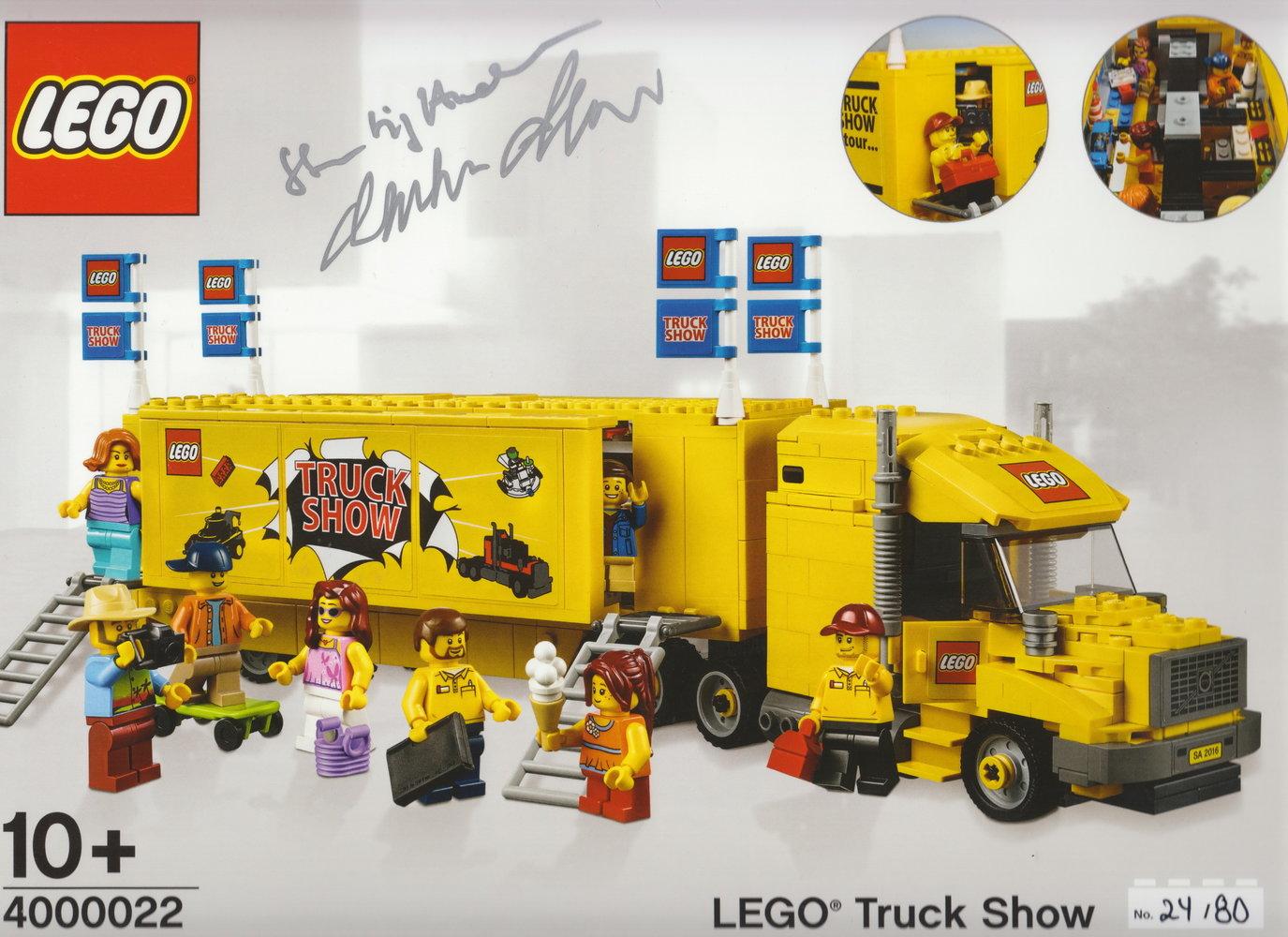 LEGO Truck Show