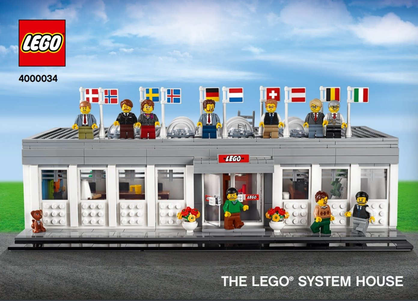 The LEGO System House
