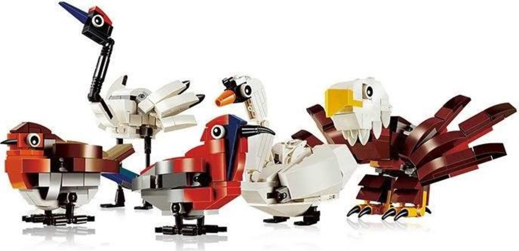 LEGO HUB Birds