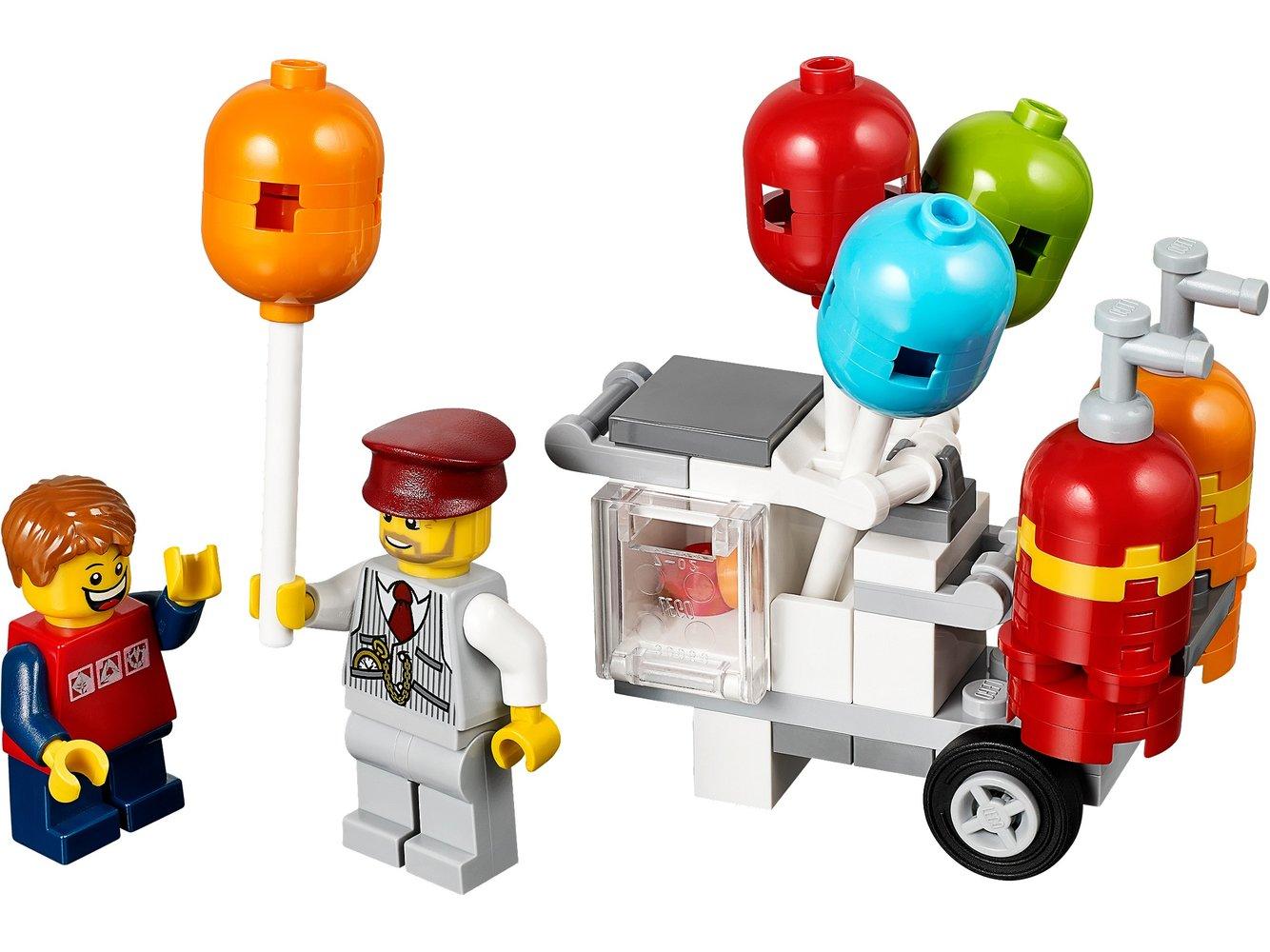 Balloon Cart