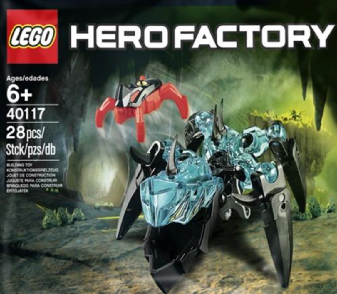 Hero Factory Villain Promo