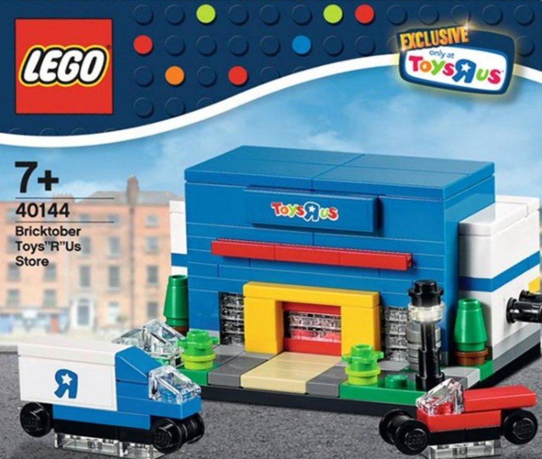 Bricktober Toys R Us Store