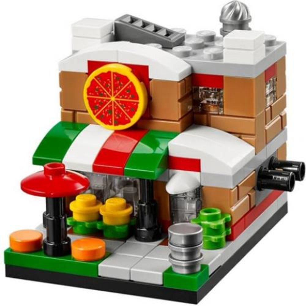 Bricktober Pizza Place