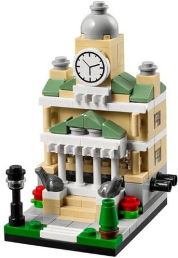 Bricktober Town Hall