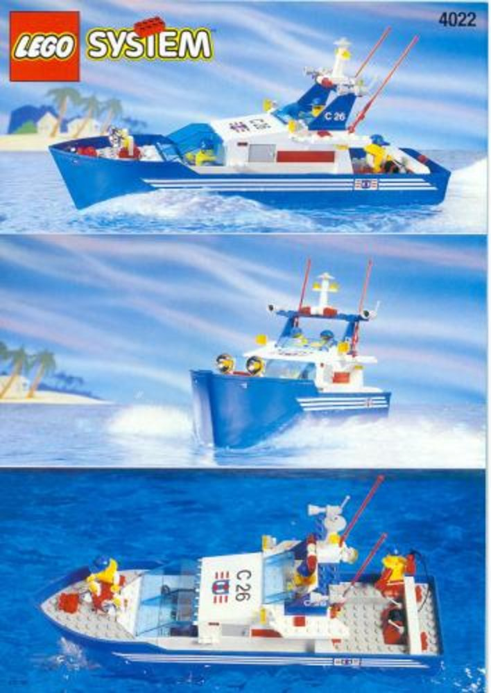 C26 Sea Cutter